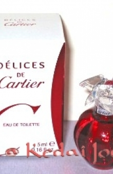 Cartier Delices Miniature